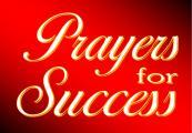 prayer for success showers