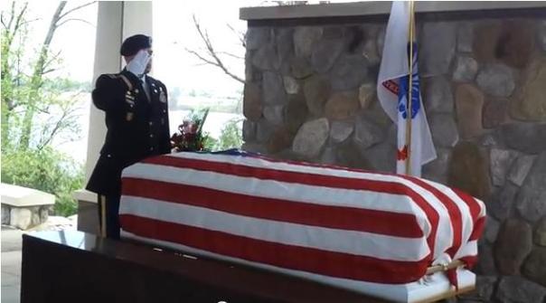 patricia burial